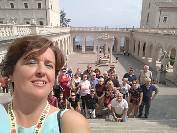 Montecassino War Tours in the Abbey