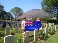 Battlefield tour on the Footsteps of Kiwi soldiers
