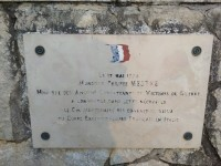Battlefield tour on the footstep of French Soldiers