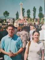 In 2004.... always at the ww2 celebrations