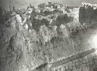 Montecassino abbey after the bombing