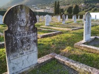 French Cemetery ainVenafro