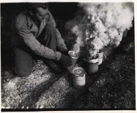 36th Division and the smoked bombs