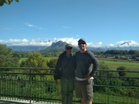 Montecassino war tours with two Kiwis